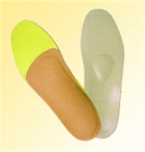Изображение Стелька ортопедическая с покрытием из полиуретановой кожи С 0114