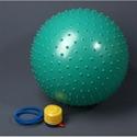 Изображение Мяч для фитнеса L 0555b с насосом