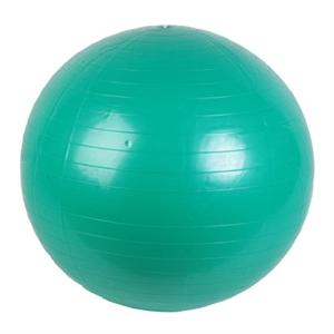 Изображение Мяч гимнастический для фитнеса АНТИРАЗРЫВ L 0755b с насосом
