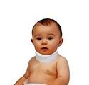 Изображение Воротник Шанца ортопедический мягкий для младенцев F 9001
