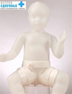 """Изображение Бандаж детский - Подушка Фрейка ( Валик """" Адамса """") F 6851"""