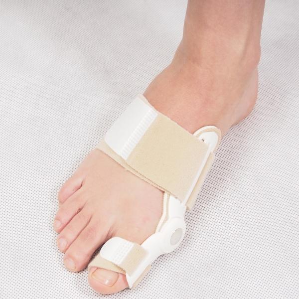 Какая есть специальная штука от косточки на ноге?