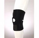 Изображение Ортез  коленного сустава с пластинами разъемный F 1281